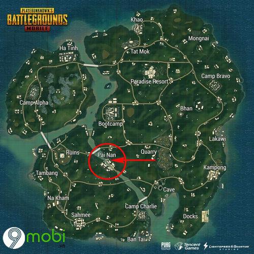 nhung dia diem loot do map sanhok giau nhat trong pubg mobile 5