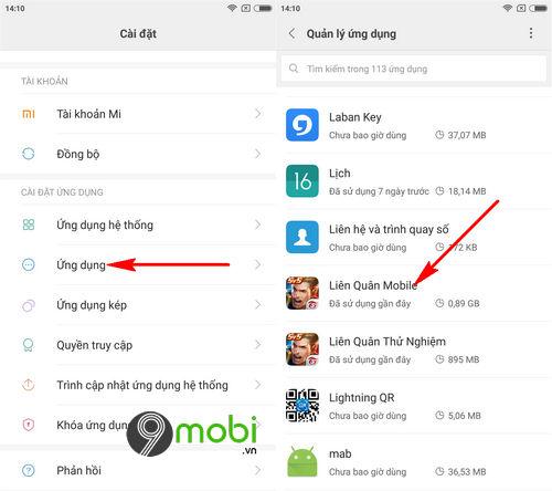 cach sua loi khong vao duoc lien quan mobile 5