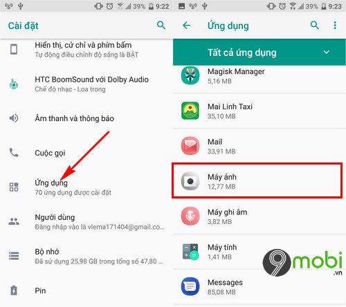 nhung loi thuong gap tren android 9 pie va cach khac phuc 4