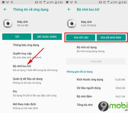 nhung loi thuong gap tren android 9 pie va cach khac phuc 5