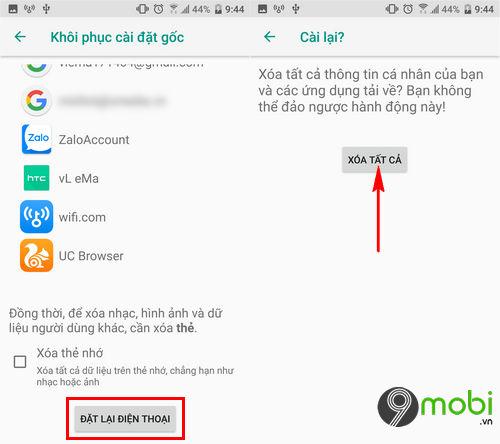 nhung loi thuong gap tren android 9 pie va cach khac phuc 7
