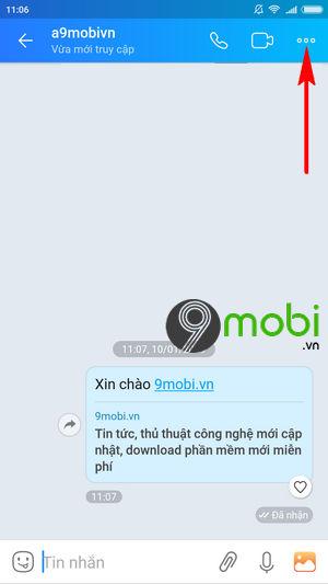 huong dan doi ten goi nho tren ung dung zalo android iphone 3