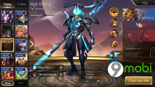 huong dan mod skin ngo khong game lien quan mobile 11