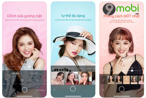 top ung dung chinh sua lam dep anh tot nhat 2019 tren android iphone 4