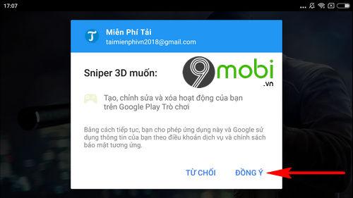 huong dan tai va choi sniper 3d assassin 5