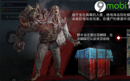 pubg mobile zombie huong dan cach choi meo choi 12