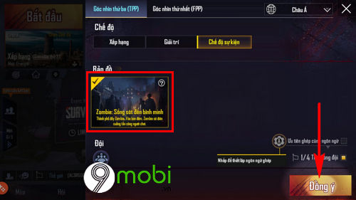 pubg mobile zombie huong dan cach choi meo choi 4