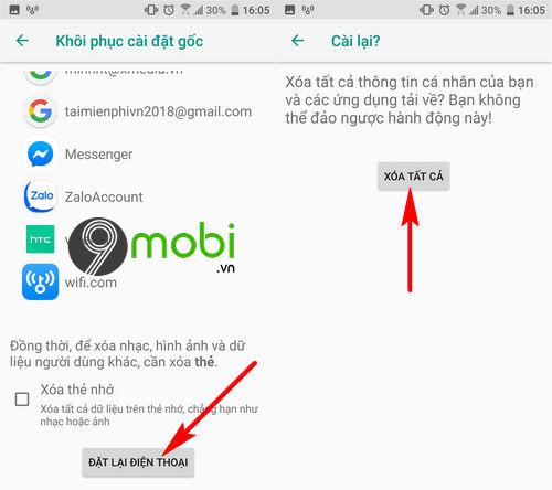 sua loi android khong phat duoc nhac khong mo duoc mp3 6