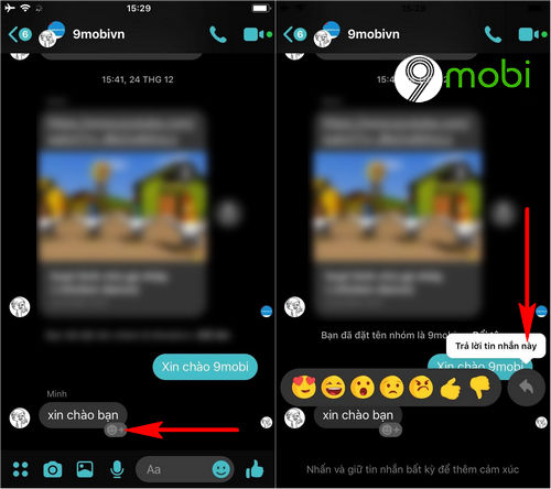 cach tra loi tin nhan tung nguoi trong group chat messenger 3
