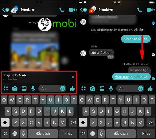 cach tra loi tin nhan tung nguoi trong group chat messenger 4