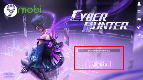 huong dan choi cyber hunter 3