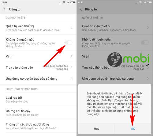 huong dan tai ung dung tren android khong can google play 6