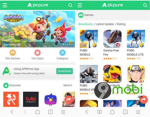 huong dan tai ung dung tren android khong can google play 7