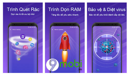 top 5 ung dung giup tang toc dien thoai android cham 6