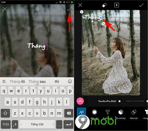cach chen them chu vao anh android 5