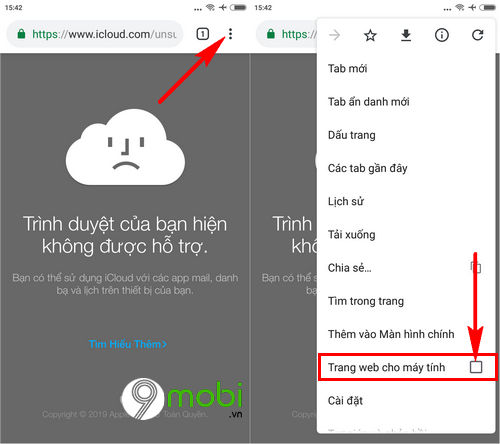 cach chuyen danh ba tu iphone sang android 5