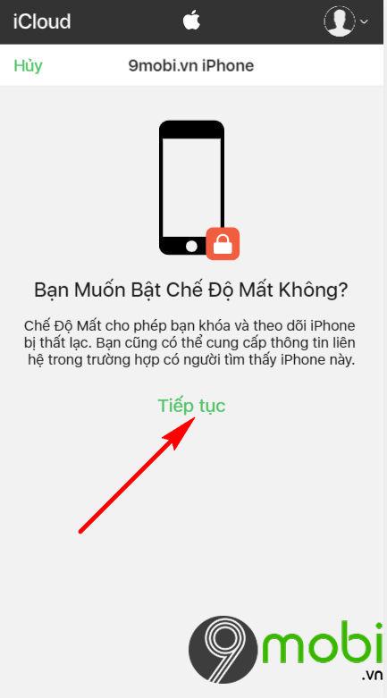 cach tim iphone bi mat bang iphone khac 5