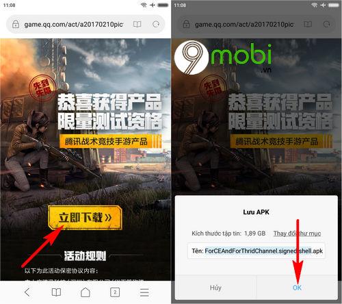 tai pubg mobile 2 cho dien thoai nhu the nao game co dao hanh dong 6