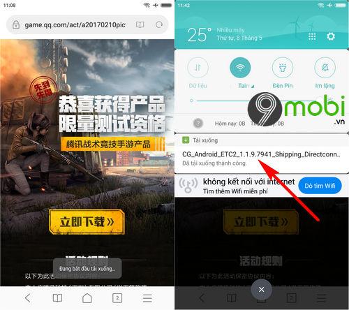 tai pubg mobile 2 cho dien thoai nhu the nao game co dao hanh dong 7