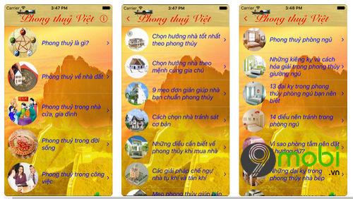 top ung dung la ban xem huong phong thuy cho dien thoai 4