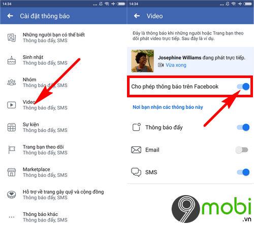 cach tat thong bao phat video truc tiep tren facebook 4