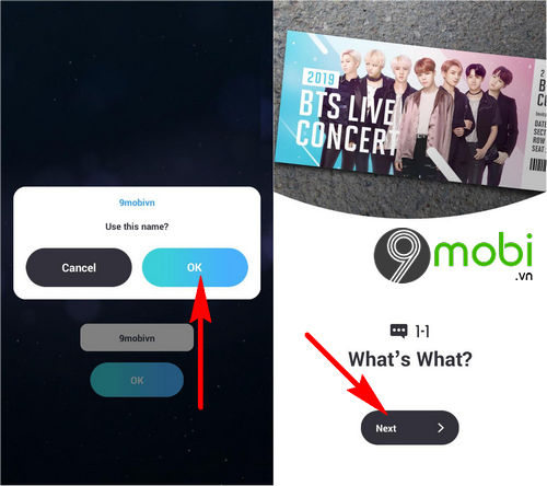 cach choi game bts world tren dien thoai android iphone 5