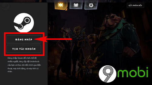 cach choi dota underlords tren dien thoai android iphone 4