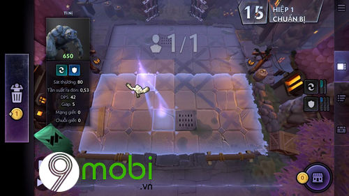 cach choi dota underlords tren dien thoai android iphone 7