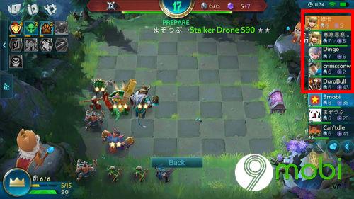 cach choi luon thang chess rush 6