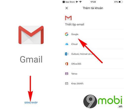 hop thu gmail tren dien thoai cach mo nhan gui mail 6