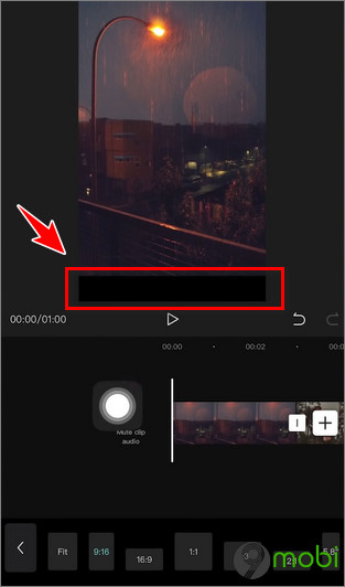 cach dung capcut chinh sua video tiktok tren dien thoai