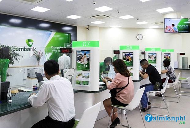 Mở tài khoản Ngân hàng Vietcombank ở đâu? Cần thủ tục gì?