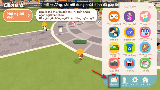 cach nhap giftcode game play together