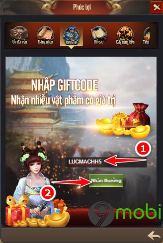 code game luc mach than kiem h5 3