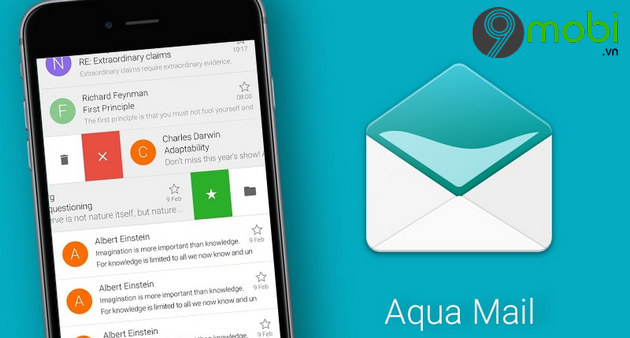 top ung dung ho tro email hay nhat tren android 4