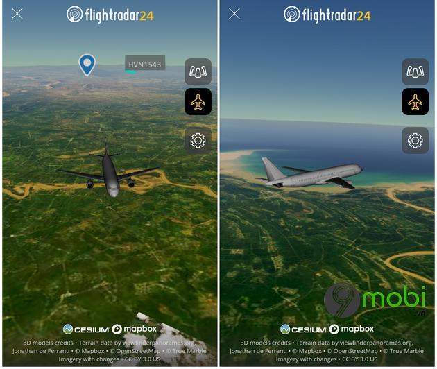 huong dan su dung flightradar24 ung dung theo doi chuyen bay 11