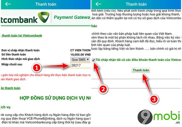 Hướng dẫn liên kết ngân hàng với ViettelPay