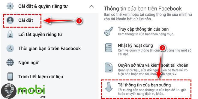 cach khoi phuc anh da xoa tren facebook 3