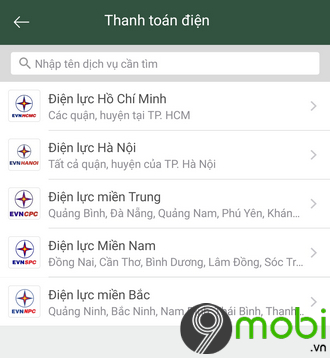 cach thanh toan hoa don dien bang momo 3