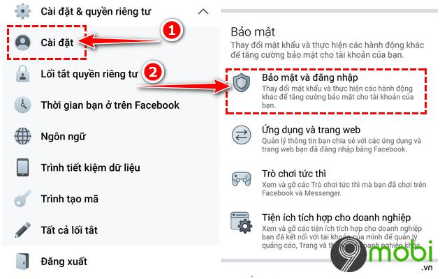 cach dang xuat messenger tren dien thoai android iphone khong can xoa ung dung 10