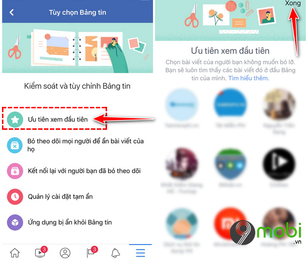cach sua loi facebook khong tai duoc bang tin newsfeed tren android iphone 6