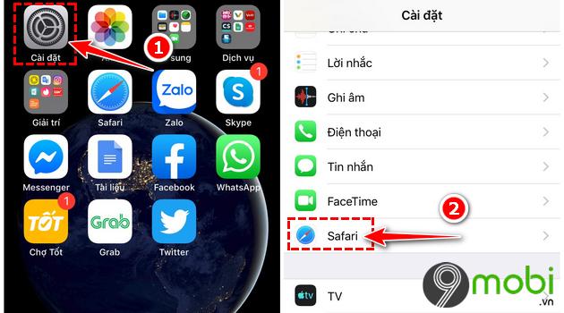 cach sua loi facebook khong tai duoc bang tin newsfeed tren android iphone 8