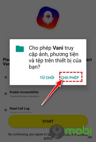 cach bat may va tu choi cuoc goi bang giong noi tren android 6