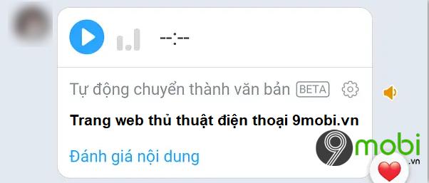 huong dan chuyen tin nhan thoai thanh van ban tren zalo