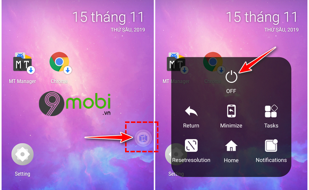 cach cai android ao ngay tren dien thoai android 12