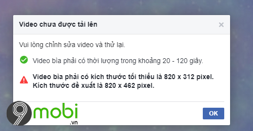 su dung video lam anh bia fanpage
