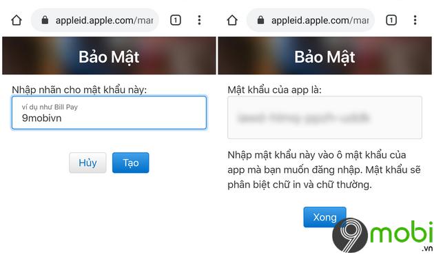 huong dan dang nhap tai khoan email icloud vao dien thoai android