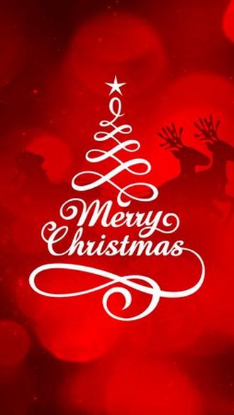 hinh nen merry christmas cho iphone