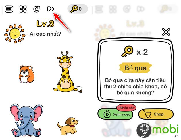 huong dan tai va choi game brain out tren dien thoai 8