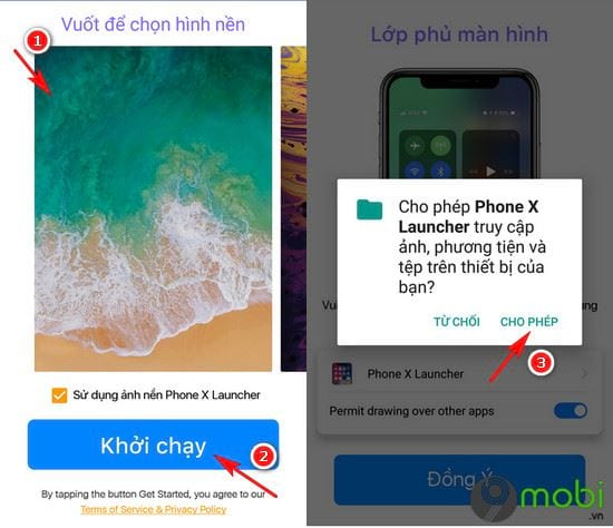 huong dan cai dat su dung ung dung ios tren dien thoai android 4